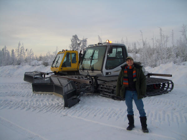 Michael A. Goldstein snow clearing machines